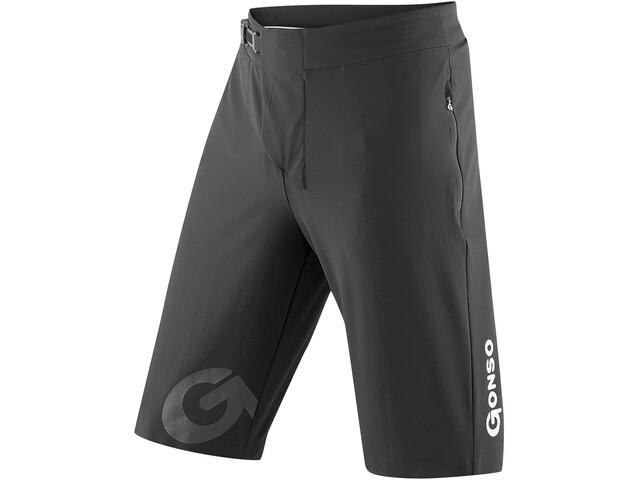 Gonso Sitivo - Bas de cyclisme Homme - Pad noir